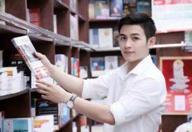 Hot boy Việt Nam dưỡng da khôn giật mình