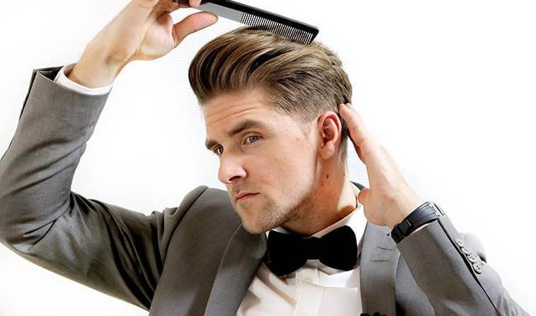 chăm soc tóc nam 2