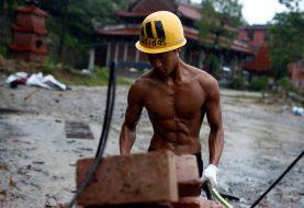 Anh thợ xây tập gym thoát xấu để triệu người thèm