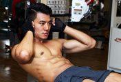 Tập gym để ngon trai phát thèm như diễn viên Hiếu Nguyễn