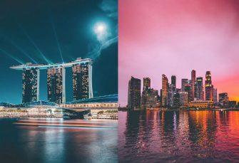 """Những góc ảnh đẹp """"thần thánh"""" ở Singapore"""
