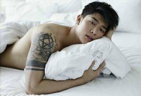 Ngắm body 6 múi của trai đẹp Thái Lan lộ clip nóng