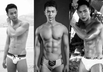 """Trai đẹp Hongkong """"hàng khủng"""" không kém trai Tây"""