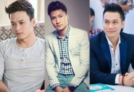 3 trai đẹp đang khuynh đảo màn ảnh Việt