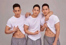 3 trai đẹp nhà họ Lưu ngày ấy bây giờ