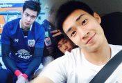 Chàng cầu thủ đẹp trai nhất Thái Lan vạn người muốn yêu