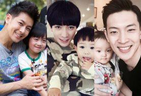 Điểm danh những ông bố đẹp trai hot nhất châu Á