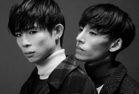 Cặp đôi mẫu nam đồng tính Nhật - Hàn: Tình không biên giới