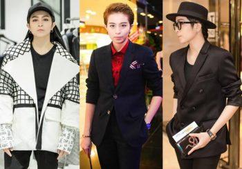 Gout thời trang khiến phái mạnh phải xách dép học hỏi của Gil Lê