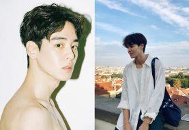 Vẻ ngoài không muốn rời mắt của chàng gia sư đẹp trai Hàn Quốc
