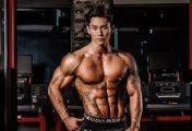 Choáng với sự lột xác ngoạn mục của ông bố trẻ Hàn Quốc