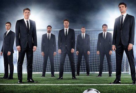 Dàn cầu thủ của đội tuyển Đức tại World Cup 2018 đẹp trai muốn rụng rời