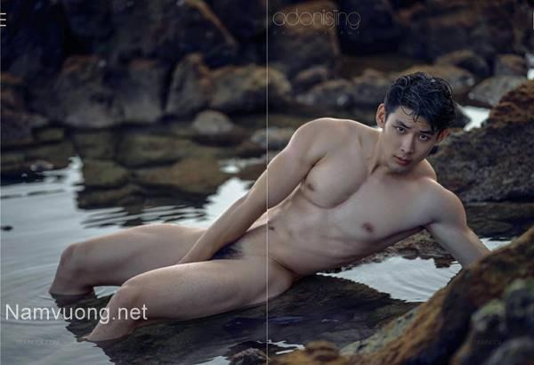 trai dep nude